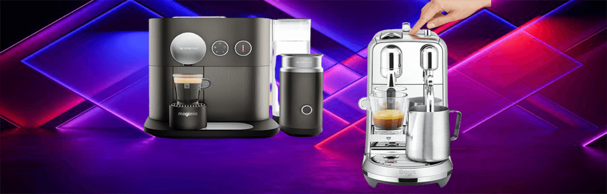 Top 10 Best Capsule Coffee Machine Reviews For 2020